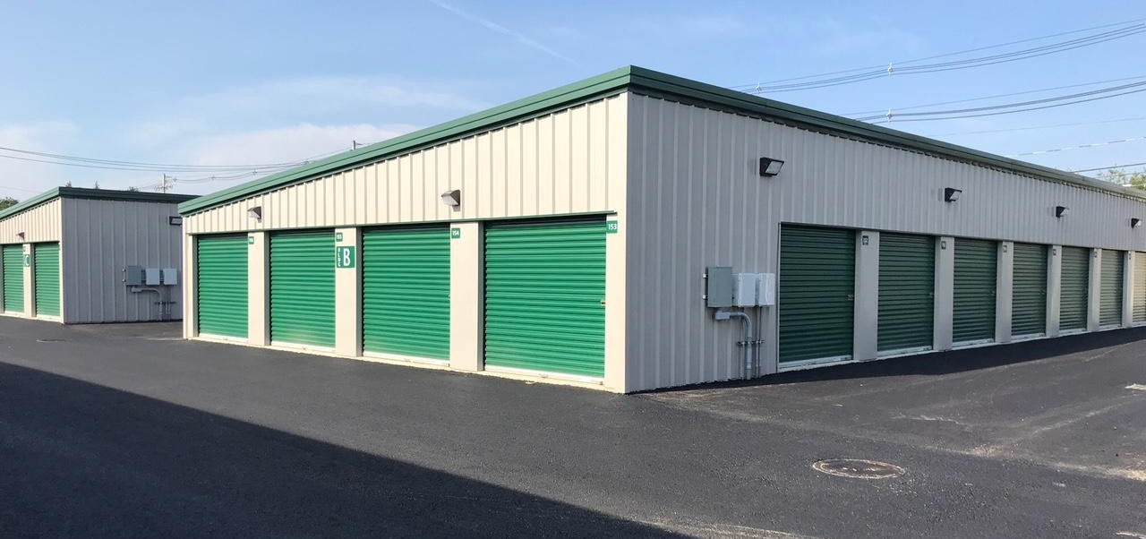 Safe N Secure Self Storage Units In, Self Storage Shrewsbury Ma