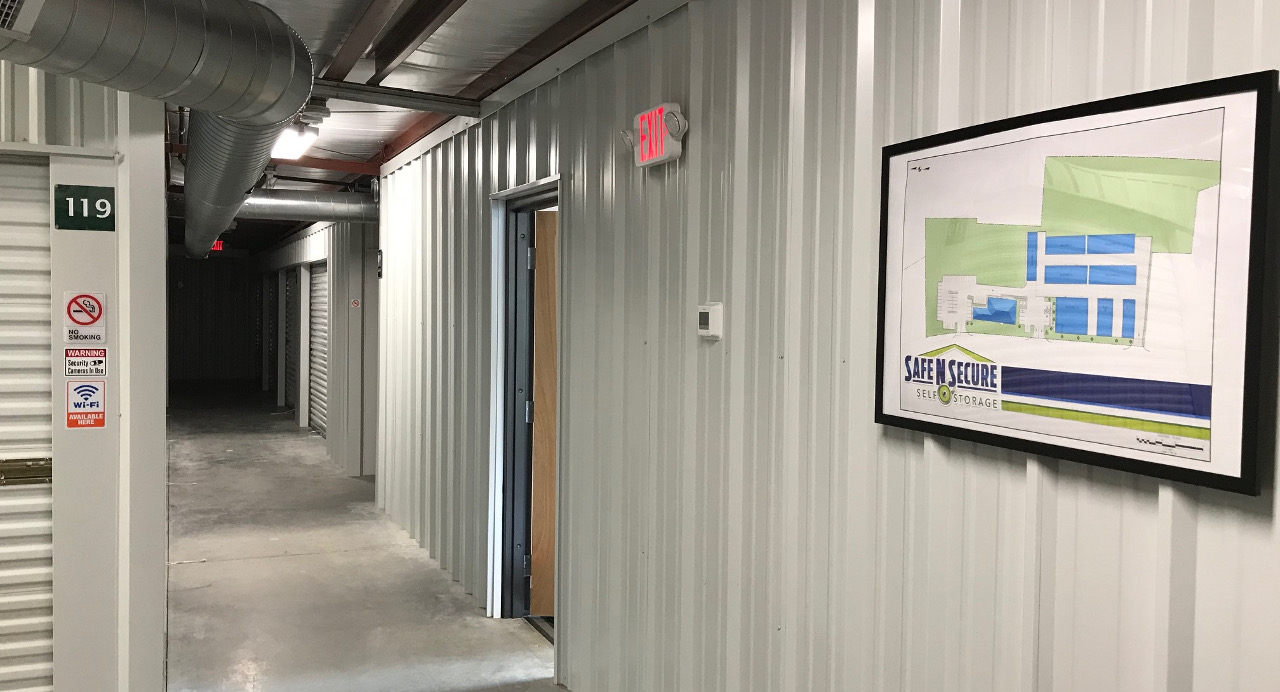 Safe N Secure Self Storage Units In Worcester County, MA
